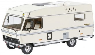 1:18 Hymermobil 581 BS MotorHome (Based on Opel Blitz)