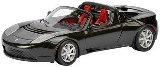 1:43 Tesla Roadster Open Convertible (Black)