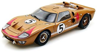 "1966 Ford GT-40 Mark II ""LeMans #5"" (Gold)"