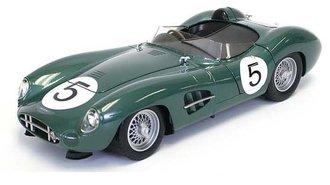 1959 Aston Martin DBR 1 #5 (Green)