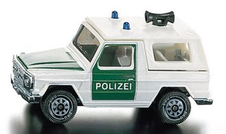 Police Mercedes 280GE 4x4 Command