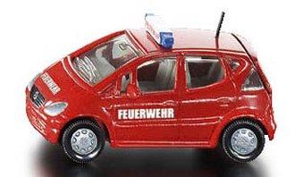 Fire Mercedes A160