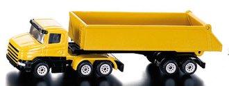 Truck w/Dump Trailer