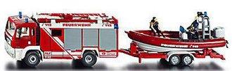Fire Rescue w/Boat
