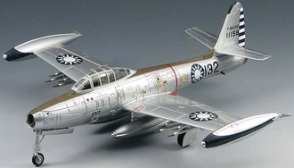 """F-84G Thunderjet """"455th Tactical Fighter Wing, Republic of China Air Force"""""""