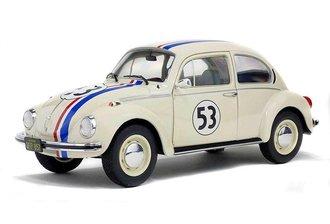 1:18 1973 VW Beetle Racer #53