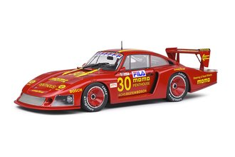 """1:18 Porsche 935 """"Moby Dick"""" (Red)"""