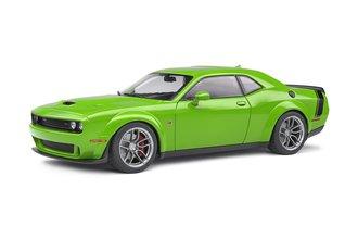 1:18 2020 Dodge Challenger R/T SCAT PACK Widebody (Green)