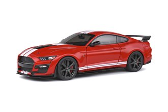 1:18 2020 SHELBY Mustang G.T. 500 (Racing Red)