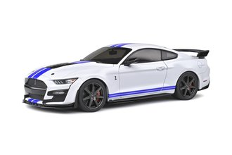 1:18 2020 SHELBY Mustang G.T. 500 (Oxford White)