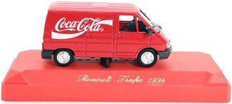 Coca-Cola 1994 Renault Van (Red)