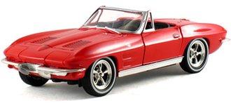 1963 Chevrolet Corvette (Red)