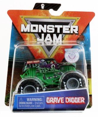 1:64 Grave Digger Monster Truck (Black)
