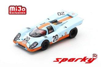 1:64 Porsche 917 K No.20 24H Le Mans 1970 B.Redman - J.Siffert