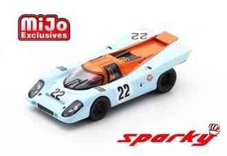 1:64 Porsche 917 K No.22 24H Le Mans 1970 M.Hailwood - D.Hobbs