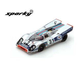1:64 Porsche 917 K No. 3 Winner Sebring 12H 1971