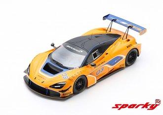 1:64 McLaren 720S GT3 2019 (Orange)