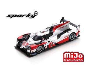 1:64 Toyota TS050 Hybrid #8 Winner 24H Le Mans 2020