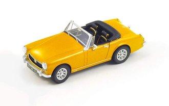 1972 MG Midget MK III (Yellow)