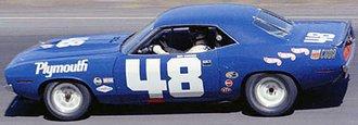 """1970 Plymouth Baracuda """"Trans Am, D. Gurney"""""""