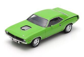 1970 Plymouth Hemi Cuda (Green)
