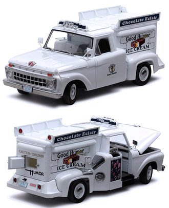 "1965 Ford F-100 ""Good Humor Ice Cream"""