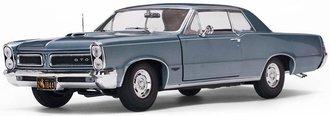 1:18 1965 Pontiac GTO (Bluemist Slate)