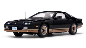 1985 Chevrolet Camaro Z28 (Black)