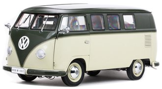 1957 Volkswagen Mini Bus (Palm Green/Sand Green)