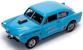 "1:18 1951 Henry J Gasser ""Horrid Henry"" (Light Blue)"