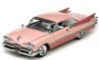 1959 Dodge Custom Royal Lancer Hardtop (Rose Quartz/Coral)