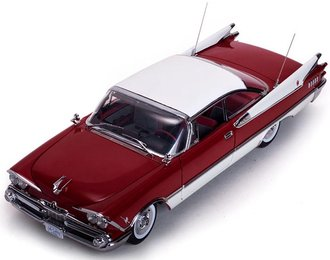 1959 Dodge Custom Royal Lancer Hardtop (Ruby/Pearl)