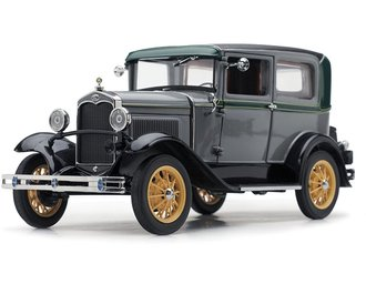 1931 Ford Model A Tudor (Dawn Gray)