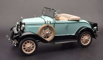 1931 Ford Model A Roadster (Powder Blue)