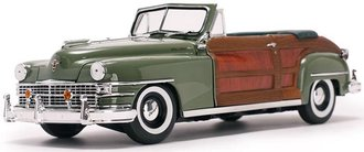 1:18 1948 Chrysler Town & Country (Heather Green)