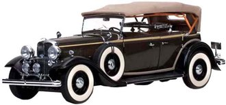 1932 Lincoln KB Top Up (Chicle Drab)