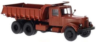 YAAZ 210E Dump Truck (Brown)