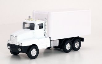 1:64 Kenworth Delivery Truck (White - Undecorated)