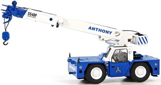 "Shuttlelift Carrydeck Crane ""Anthony"""