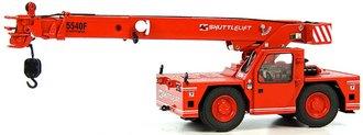 Shuttlelift Carrydeck Crane (Red)