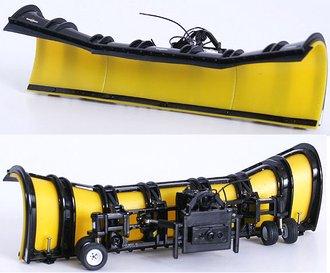 Oshkosh Snowplow Blade Attachment