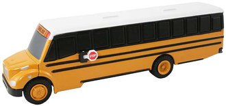 1:54 Thomas Saf-T-Liner® C2 School Bus (Yellow/White)