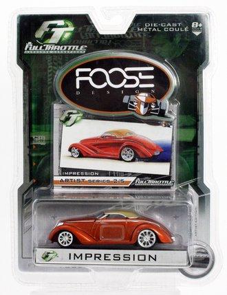 Foose Designs - Impression (Orange)