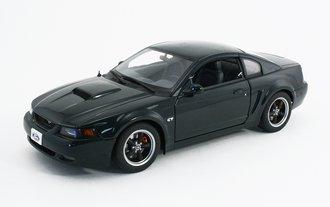 2001 Bullitt Mustang (Dark Green)  *** No Box ***
