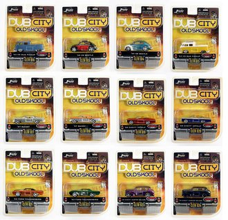 1:64 Dub City Old Skool (2006) (Set of 12)