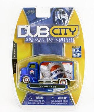 """Dub City '47 Ford COE """"Pepsi"""" (Blue)"""