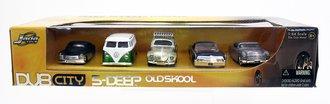 Dub City 5-Deep Old Skool (Set of 5)