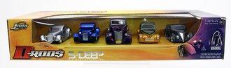 D-Rods 5-Deep (Set of 5)