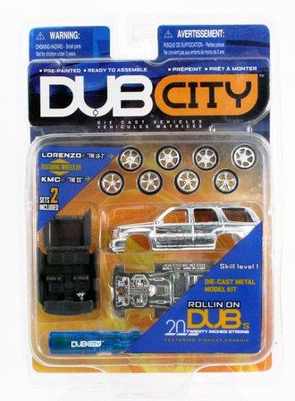 Dub City 2002 Cadillac Escalade (Chrome)