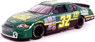 "Nascar Stock Car ""ABF U-Pack Moving"" (Green)"